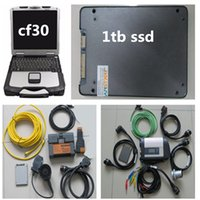 best laptop software - Best diagnostic scanner mb star c4 for bmw icom a2 with newest software IN1 SSD TB in laptop toughbook cf cf30 ready to use