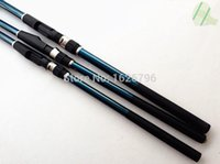 Wholesale 3 FRP Surf Casting Rod Rock High Quality Ultra Light Telescopic Fishing Rod Fishing Tackle