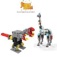 Wholesale UBTECH Jimu D Programmable Creativity DIY Robot Kit For Puzzle Assemble Robot Educational Toys Gift For Kids