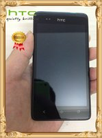 Wholesale Original white black Full LCD Display Touch Screen Digitizer Assembly frame For HTC desire and tools