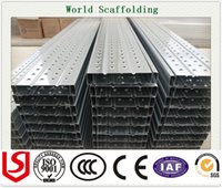 Wholesale Cheap price metal plank and scaffolding construction metal plank