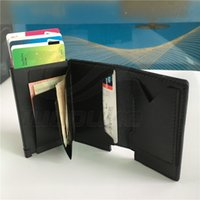 award holder - Hot sale is sweden genuine leather wallet secrid mini wallet cards holder protector reddot award product