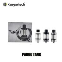 Cheap Replaceable Kangertech Pangu Tank Best 3.5ml Glass 3.5ml