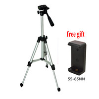 Wholesale WEIFENG WT3110A Lightweight mini Tripod Aluminum mm mm for DSLR Camera DV Camcorder and for Phone Photography with Free Phone Clip