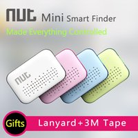 android phone purse - Nut Mini Smart Purse Finder itag Bluetooth Tracker Pet Locator Luggage Wallet Phone Key Anti Lost Reminder Update from Nut