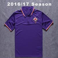 Wholesale New Fiorentina Home Purple Soccer Jersey TELLO BLASZCZYKOWSKI BERNARDESCHI Fiorentina Football Shirt Sized S to XL Jerseys