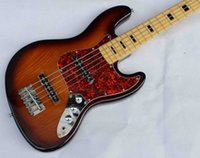 Wholesale 5 string Electric bass guitar have in store immediately shipping real photos showing