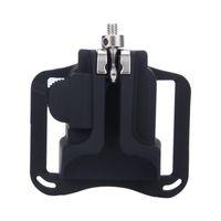 Wholesale Camera Quick Strap Holster Hanger Waist Belt Buckle Button Mount for Canon D D D for Nikon D5300 D7000 D800 Free Ship