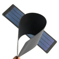 amorphous solar panels for sale - Hot Sale W V Flexible Solar Panel Amorphous Silicon Foldable Solar Cell DIY Solar Charger Waterproof
