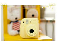 Wholesale Jingle a beauty shot imaging Polaroid camera mini8 GLS autofocus flash light and dark adjustment