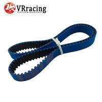 Wholesale VR RACING Racing Timing Belt FOR Nissan Skyline R32 R33 RB20 RB25DET RB26DETT RB25 BLUE HNBR VR TB1010B