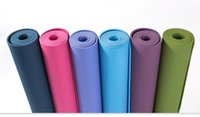 Wholesale Non Slip Fitness Health Lose Weight Exercise Yoga Mat Pad Gym Comfort Thickening Outdoors Yoga Mat