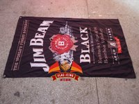 beam wine - JIM beam wine flag liquor banner X150CM size polyster vintage wine flag