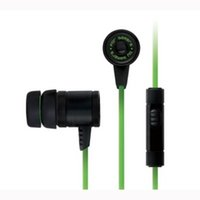 bass pro games - Razer Hammerhead Pro In Ear Noise Isolation Stereo Bass Game Headsets Earphone With Microphone and Retail Box