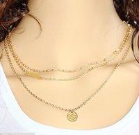 animal celebrities - New Stunning Celebrity Sideways Vertical Tree leaf Charm Infinity Pendant Necklace Chain Wedding Event Jewelry