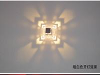b r control - Hot sale LED wall Lamp KTV stage r g b W lamp Modern Aluminum decoration scone lighting base AC90V V prefer