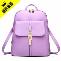 Wholesale The new summer backpack bag fashion Korean Korea wind backpack campus student book bag