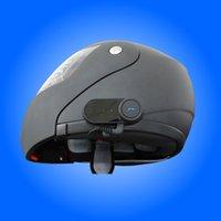 Wholesale 2015 NEW V2 A Motorcycle Rider Helmet BT Intercom Bluetooth Interphone Headset Headphone intercomunicadores de motos KM