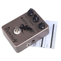 Wholesale JOYO JF Digital Delay Electric Guitar Effect Pedal True Bypass JF