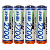 AA battery regenerator - ree Shipping Wholesale12pcs Original Sanyo Ni MH AA mAh Rechargeable Battery Batteries battery regenerator battery powered ipod