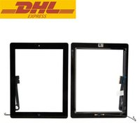 Wholesale For Ipad A1460 Digitizer Touch Screen Replacement With Home Button Flex Cable Adhesive Sticker Camera Holder