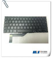 Wholesale Freeshipping NEW Year For Mac book Pro retina quot A1398 UK keyboard MOQ