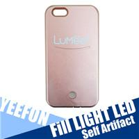 led picture light - iPhone6plus S Mobile Power Phone Case Take Pictures Fill Light LED Light Phone Case iPhone6 Self Artifact