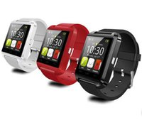 age electronic - Smartwatch Bluetooth Smart Watch U8 WristWatch digital sport watches for IOS Android phone Wearable Electronic Device