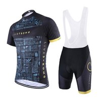 Wholesale livestrong Polyester Bike Cycling Jersey Cycle Cycling Clothing Roupa Ciclismo Quick Dry Racing Bike Jerseys Racing Bicycle Sportswear