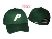 ball p - 2016 New Green Palace Ball Cap P Palace Skateboards Peaked Caps Adjustable Popular Baseball Sun Hunting Hat Golf Hats Casquette Snapbacks