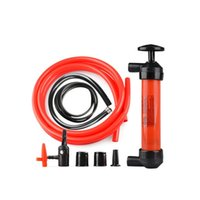 Wholesale KEEPING Hand Oil Siphon Extractor Water Fluid Fuel Transfer Pump Car Truck Generato Diesel Tractors Pumps