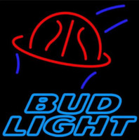 basketball displays - Bud Light Basketball Neon Sign Sport Game Sign Handcrafted Real Glass Tube Light Advertisement Club PUB Display LED Sign quot X24 quot