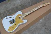 america electric - New F custom USA Deluxe TL electric guitar America deluxe telec guitar Maple body and head