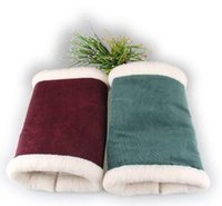 Wholesale New design cat bed house pet kitten sleeping bag multifunction cat blanket mat
