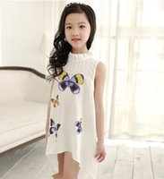 Wholesale Custom kids dress