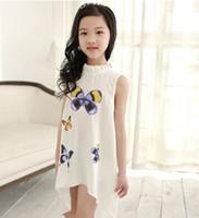 Wholesale Custom kids dress