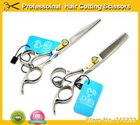 Wholesale JOEWEL quot Professional Barber Scissors Razor Scissor Hair dressing Scissors Hair Cutting thinning shears for hairdresser