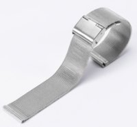 band types - new mm mm Stainless Steel Mens and women Watch Band Strap Bracelets The rice type watch band For belbi Watch Professional