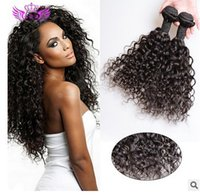 Wholesale 7A Water Wave Human Hair Best Selling Hair Extensions Hair Wefts