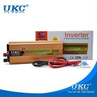 ac car converter - 2000W Car Power Inverter DC V to AC V Modified Sine Wave Converter with USB