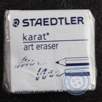 art karat - Staedtler Karat Art Eraser Kneadable Eraser For Cleanse and Lighten Pencil and Charcoal Marks