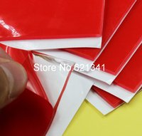 Wholesale pieces mm mm Thickness mm Clear Double Side Adhesive Acrylic Foam Tape VHB