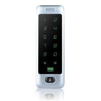 Главная квартира Система контроля доступа Сенсорная панель поддержки 13,56 IC карты и пароль открытых дверей 8000 Пользователи Silver F1263D