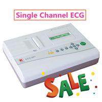 Wholesale Advanced Single channel ecg CE EKG device ISO ekg monitor equipments stable ECG machine high quality ecg HOT monitor