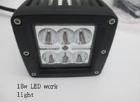 Wholesale NEW Product W CREE LED work light pc W lumen LED offroad light car led driving light auto led fog light
