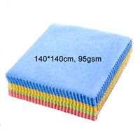 Wholesale 14 cm gsm Microfiber Cleaning Cloths for LCD LED Tablet Phones Computer Laptop Glasses Lens Eyeglasses Wipes Dust Washing Cloth YJB007