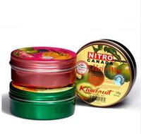Wholesale 2016 New Arrive hair wax Nitro canada nitro fruit fragrance style pomade Hair Gel g