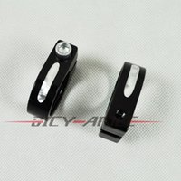 Wholesale Ultralight Aluminium Alloy MTB Bike fixed clamp Mountain Road Bicycle Seatpost Clamp for mm seat tube Clip