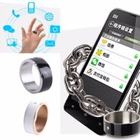 asian programs - NFC Smart Finger Ring Program Lock For Sony LG Samsung HTC Android Mobile Phone Wear Magic Band Rings Jewelry for Men Women