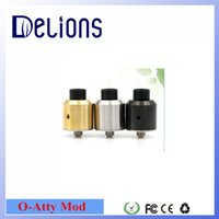 big feeders - 2016 new actory price vape rda o atty rda bottom feeder in stock with big discount